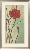 Eclat Rouge Prints by Ella Codo