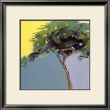 Three Trees I Poster by Tomás Burgos
