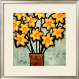 Mellow Yellow II Prints by Irene Paschal