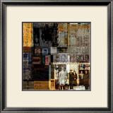 Travel Framed Giclee Print by Scott Neste
