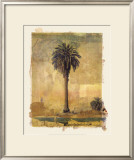 Palm Study I Posters by Donald Farnsworth