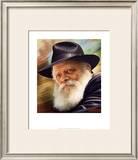 Rebbe Prints by Lev Sheitman
