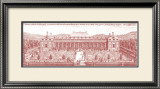 Giardino Petite II Print by Jacopo Barbari