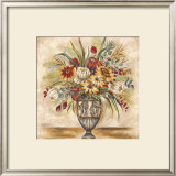 Floral Tapestry I Prints by Ruth Franks