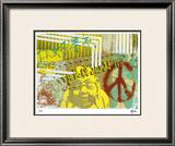 Urban Peace I Limited Edition Framed Print by M.J. Lew