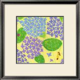Hydrangea Prints by Coco Yokococo
