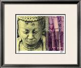 Buddha For Sale II Limited Edition Framed Print by M.J. Lew
