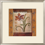 Autumn Lily II Prints by Joy Alldredge