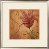 Tiger Lily I Prints by  Nan