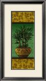 Tropical Plants I Prints by Charlene Audrey