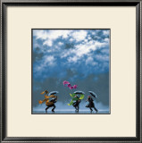 Gust of Wind Prints by Claude Theberge