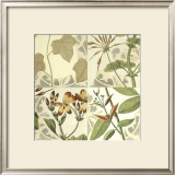 Botanical Quadrant III Art