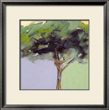 Three Trees II Prints by Tomás Burgos