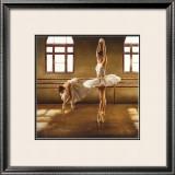 Ballet Dancers Prints by Cristina Mavaracchio