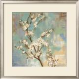 Kyoto Blossoms II Prints by Silvia Vassileva