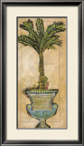 Potted Palm IV Art by Martin Quen