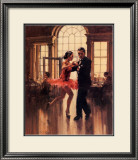 Dance to the Music Posters by Raymond Leech