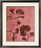 La Vie en Rose I Prints by Loretta Linza