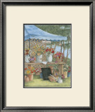 Betty's Flower Stand Prints by Kay Lamb Shannon