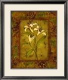 Garden Lilies II Posters by Allyn Engman
