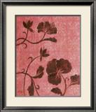 La Vie en Rose I Prints by Loretta Linza