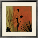 Tropical Silhouette II Prints by K. Ella