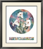 Calla Lilies Posters by Pat Woodworth