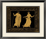 Etruscan Scene I Posters by William Hamilton