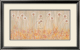 Allium Panel II Print by Anne Gerarts