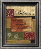 Believe Art by Debbie DeWitt