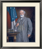General Robert E. Lee Print by William Meijer