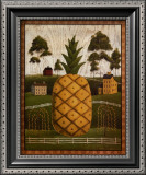Pineapple Print by Chris Palmer