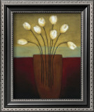 Tulips Aplenty I Print by Eve Shpritser