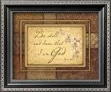 Be Still Prints by Jo Moulton