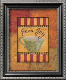 Java Joy Posters by Pamela Smith
