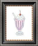 Ice Cream Parlor II Prints by Virginia A. Roper