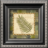 Tropical Leaf I Prints by Charlene Audrey