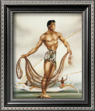 Net Fisherman Prints by  Gill