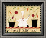Soupalicious Posters by Dan Dipaolo