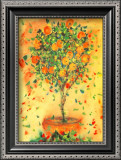 Orange Tree Poster by Dina Cuthbertson