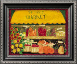 Farmer's Market Posters by Dan Dipaolo