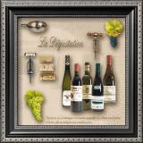 La Degustation Prints