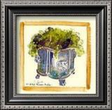 Flower Pot II Art by Alie Kruse-Kolk