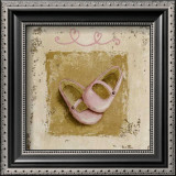 Chaussures Roses Posters by Véronique Didier-Laurent