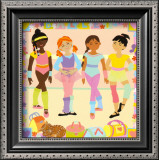 Ballet Prints by Cheryl Piperberg