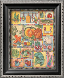 Treasures of My Garden I Poster by J. Meridith