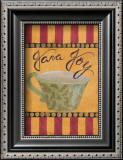 Java Joy Print by Pamela Smith