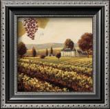 Family Estate Vineyard Prints by James Wiens