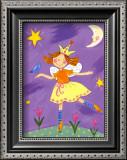 Fairyland IV Print by Sophie Harding