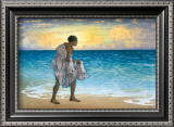 Hawaiian Fisherman Prints by Charles W. Bartlett
